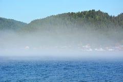Early morning at the lake Royalty Free Stock Image
