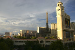Early morning in Las Vegas Stock Images