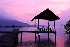 Early morning light Royalty Free Stock Photo