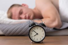 Early in the morning Royalty Free Stock Photos