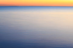 Early morning ocean Royalty Free Stock Photography