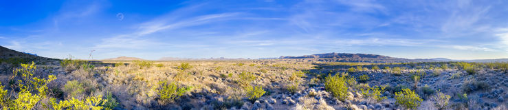 Grapevine Hills Panorama Royalty Free Stock Photo