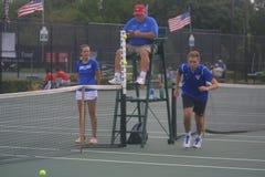 USTA WHEELCHAIR CHAMPIONSHIPS 2018/Dwight Davis Tennis Center royalty free stock photo