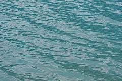 Early morning ripples in Lake Louise Royalty Free Stock Photo
