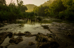 Early Morning River Royalty Free Stock Image