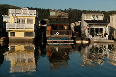 Early morning in Sausalito Stock Photography