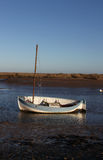 Early Morning, tides out, Harbour scene. Stock Photos
