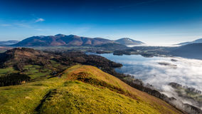 Early morning view from Catbells