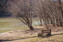 Early Spring Along the Susquehanna River Royalty Free Stock Images