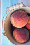 Early Summer Peaches Royalty Free Stock Photography