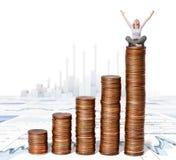 Earn money Stock Photos