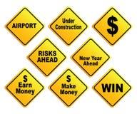 Earn money, make money Stock Photo