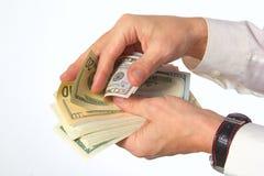Earnings. Stock Image