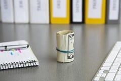 Earnings Stock Image