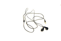 Earphone Royalty Free Stock Photography
