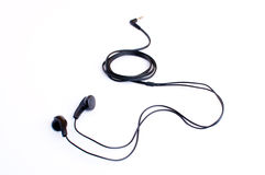Earphone Stock Photography