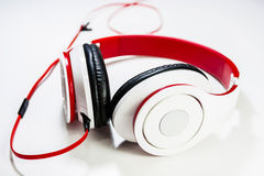 Earphone Stock Photo
