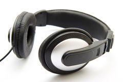 Earphone For Computer Royalty Free Stock Photo