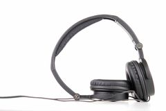 Earphone isolated Royalty Free Stock Photography
