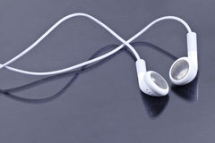 Earphones Stock Photography