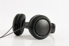 Earphones Royalty Free Stock Photography