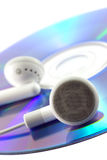 Earphones Royalty Free Stock Photos