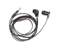 Earphones Stock Images
