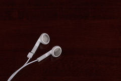 Earphones Royalty Free Stock Image