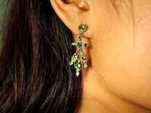 Earring Stock Photography