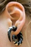 Earring Stock Image