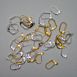 Earring Loops Stock Photos