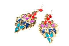 earrings imagens de stock