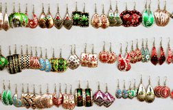 Earrings Royalty Free Stock Image