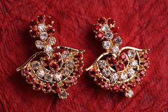 Earrings Royalty Free Stock Photo