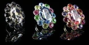 earrings imagem de stock