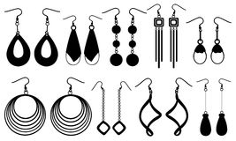 earrings Image stock