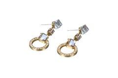 earrings Fotografia de Stock