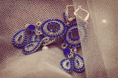 earrings Immagine Stock Libera da Diritti