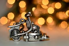 earrings Fotografie Stock Libere da Diritti