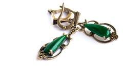 Earrings royalty free stock photos
