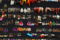 Earrings Stock Photos