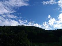 Eart и небо Стоковое Фото