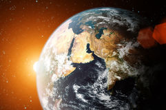 Earth stock images