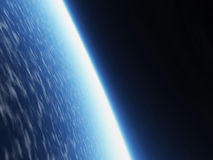 Earth. 3D rendered earth. Usefull for space concept. Earth Royalty Free Stock Photography