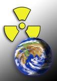 Earth. Danger, dangerous, design, earth, ecological, ecology, energy, environment Royalty Free Stock Images