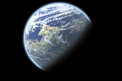 The Earth Stock Photo