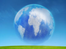 The Earth Stock Image