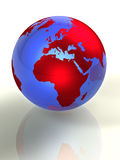 Earth 3d Stock Images