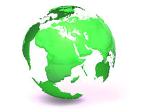 Earth. 3d Stock Photos
