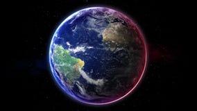 Earth_038 ilustración del vector
